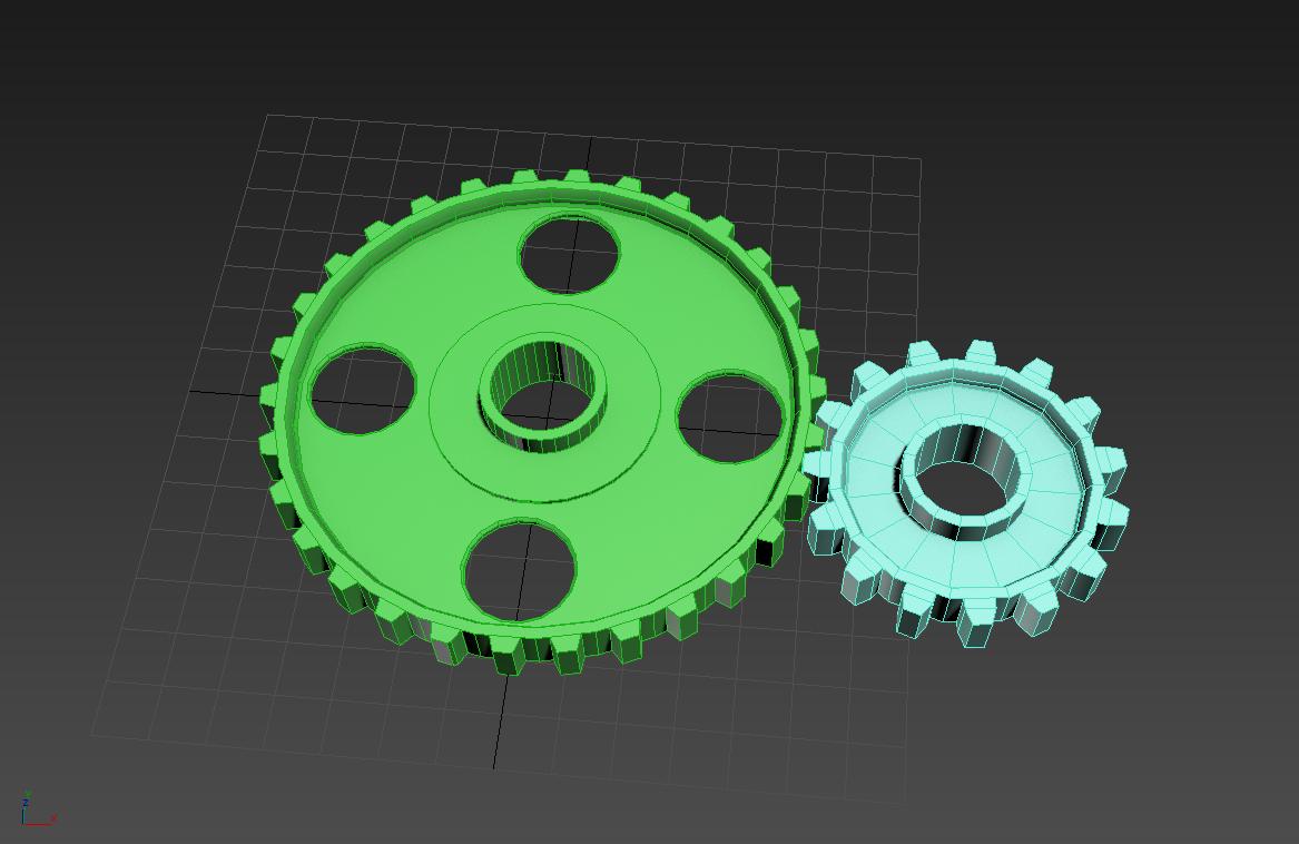 3D Project Vervoer Steampunk