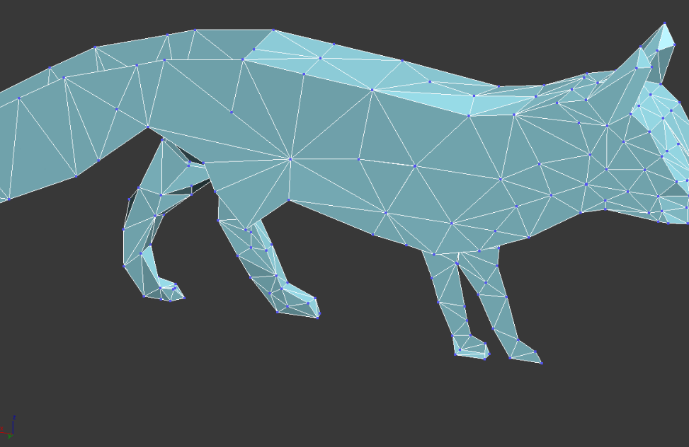 3D Vos Model