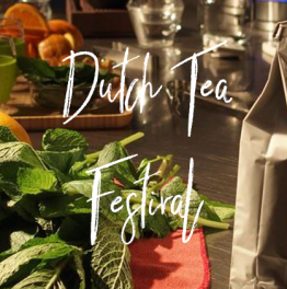 Dutch Tea Festival – TEAser Event